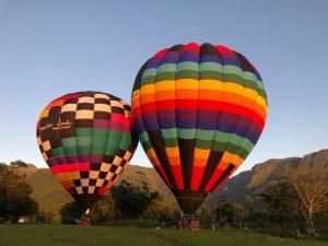 Preço do Passeio de Balão em SC