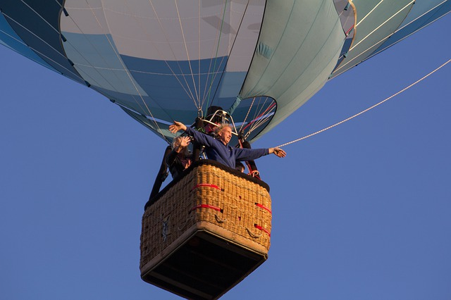 Onde andar de Balão em Santa Catarina?