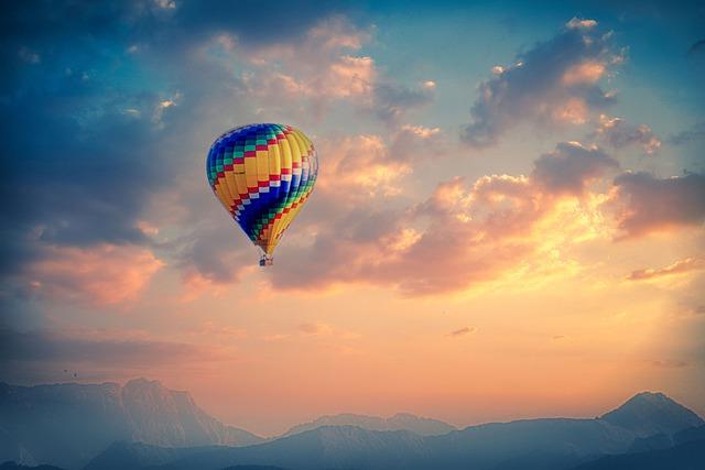 Dicas para voar de balão em Praia Grande SC