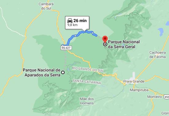 Como visitar os Aparados da Serra?