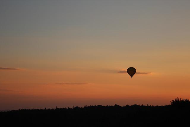 Voe de Balão na Capadocia de Santa Catarina