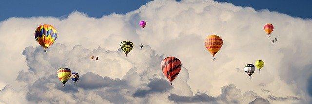 Voo de Balão para quem visita Gramado RS