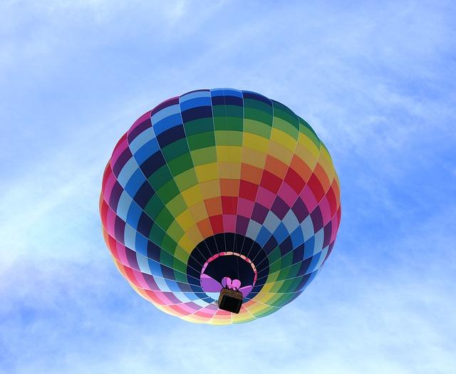 Balonismo em Praia Grande SC