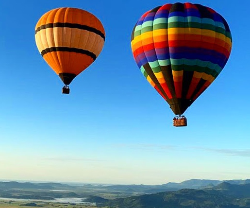5 Dicas para Voar de Balão em SC